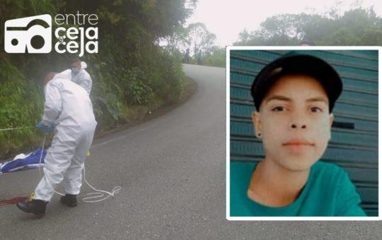 Gravity Bike: Joven de 15 años falleció esta tarde; el vehículo involucrado huyó.