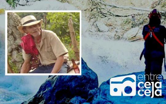A 7 km del lugar donde cayó, encontraron el cuerpo de hombre desaparecido en el río La Miel