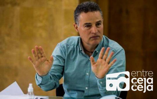 Aníbal Gaviria seguirá detenido. Corte Suprema negó revocatoria a medida de aseguramiento.