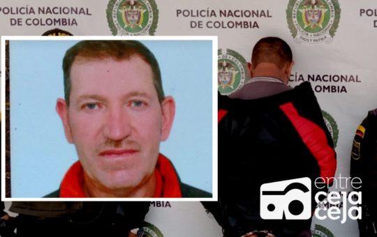 A la cárcel el autor del feminicidio que enlutó a Marinilla.