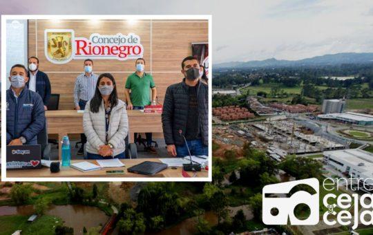 ¡Ojo! Rionegro tiene 5 barrios nuevos en su división político-administrativa.