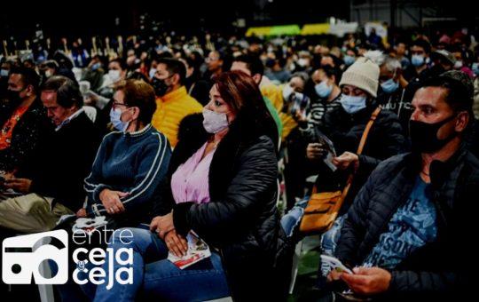 La economía en Rionegro se reactiva con «Cielos abiertos»