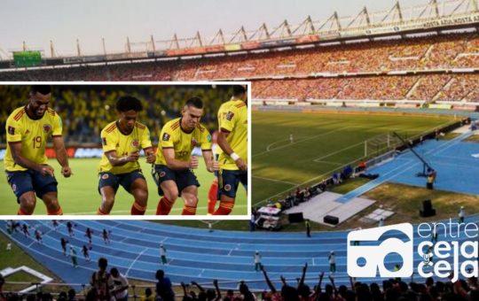Ya hay horarios y fechas confirmadas para los próximos partidos de Colombia.