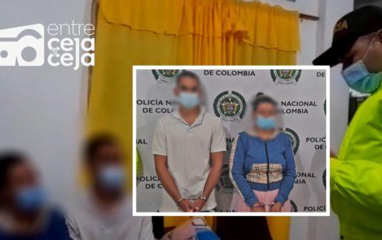 Madre e hijo, capturados por ser responsables de homicidio en San Rafael.