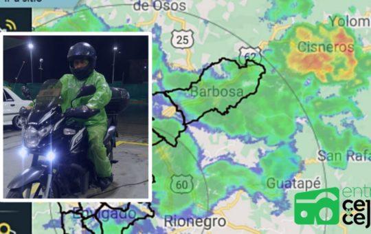 Aliste Paraguas: Según expertos se aproxima la ola más cruda del invierno.