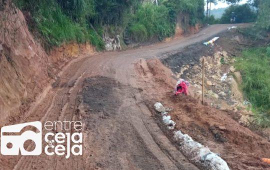 Granada: Por el pésimo estado de la vía hay desabastecimiento de gas.
