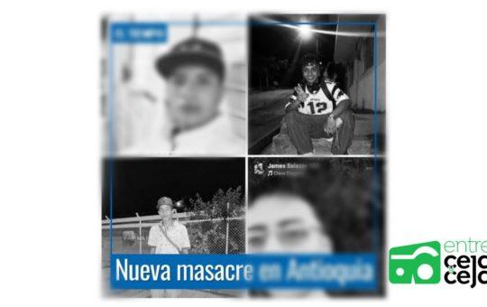 ¡Estamos vivos!: Jóvenes fueron confundidos en redes como víctimas de masacre.