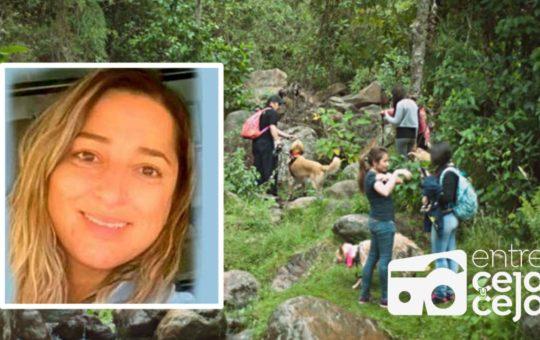 ¡Triste noticia! Encontraron el cuerpo sin vida de mujer que había desaparecido en Medellín.