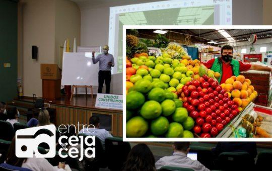 Varios municipios del Oriente participan de la Red de Plazas de Mercado de Nueva Generación en el país.
