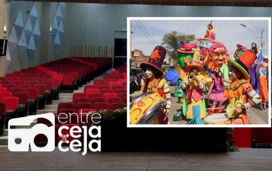 Marinilla realizará la 40° versión del Festival de Teatro Infantil.