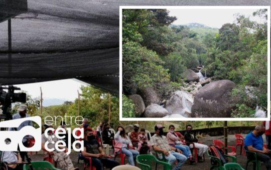 Cornare explica porqué entregó licencia ambiental para PCH Churimo en San Rafael