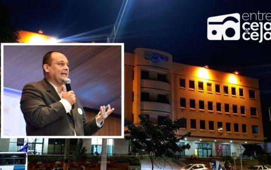 Alcalde de El Retiro propone que taxis de su municipio puedan llegar hasta hospitales de La Ceja y Rionegro.