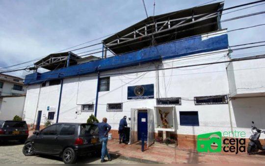 La pillaron: Capturan a mujer que intentaba ingresar droga a la cárcel de La Ceja.
