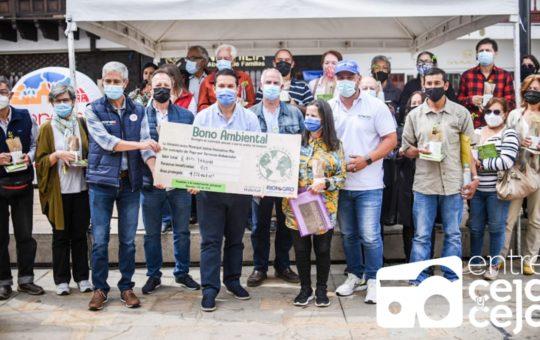 Más de 417 rionegreros son beneficiados con el bono ambiental