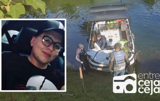 Atención: Encuentran el cuerpo del joven que se ahogó en Guatapé.